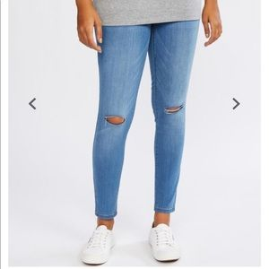 BOUNCEBACK Ankle Length Post Pregnancy Jeans